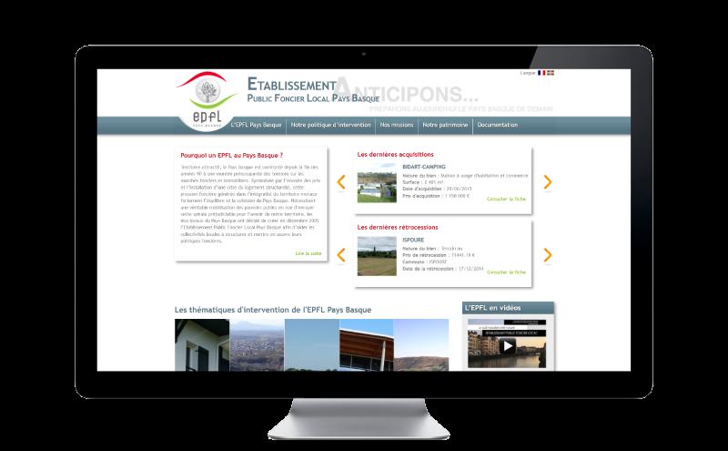 L'EPFL Pays Basque se tourne vers l'avenir avec un tout nouveau site Internet