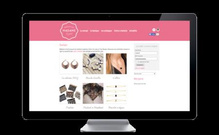 Madame le Goût ouvre sa boutique en ligne