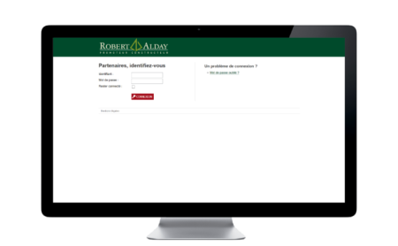 Une seconde plateforme Internet pour le groupe Robert Alday