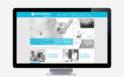 Un centre de Coolsculpting à Marseille lance son site Internet