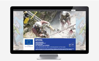 EPCRA, le projet de certification européenne des cordistes