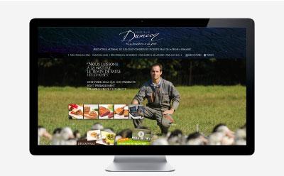 Famille Dumecq, la tradition rejoint le E-commerce
