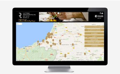 Les Maîtres Restaurateurs du Pays basque ont maintenant leur site Internet
