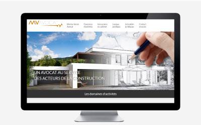 Maître Marine Venin, avocat à Bordeaux choisit l'agence web REZO 21