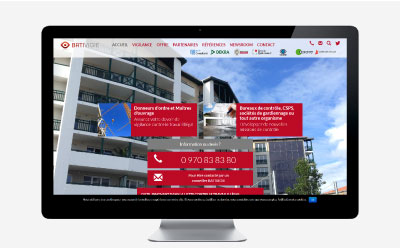 BATI VIGIE, un nouveau site pour accompagner le développement de son offre
