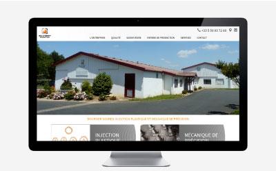 Un nouveau site Internet pour Boursier-Sogreg