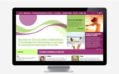 La maieusthésie et la CNV au Pays Basque ont maintenant leur site Internet