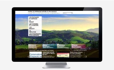Le patrimoine naturel du Pays basque et ses acteurs ont maintenant leur site Internet