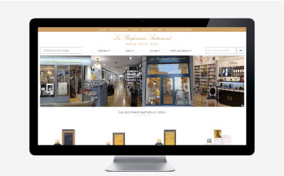 Avec l'ouverture de sa nouvelle boutique à Biarritz, la Parfumerie Autrement renouvelle sa boutique en ligne