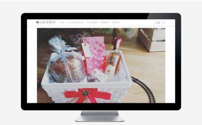 Sua Bonta Bayonne, fabrication de glaces italiennes confie la conception de son site Internet à l'agence REZO 21
