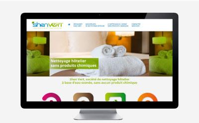 Shen Vert, un nouveau service de nettoyage hôtelier à base d'ozone, sans aucun produit chimique