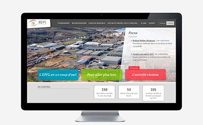 L'EPFL Pays basque donne un coup de jeune à son site Internet avec l'agence web REZO 21 Anglet