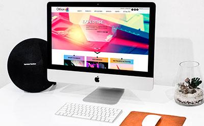 La start-up bordelaise OliKrom, spécialisée dans le développement de pigments intelligents confie la refonte de son Internet à l'agence web REZO 21
