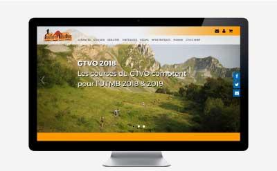 L'agence web REZO 21 est partenaire du Grand Trail de la Vallée d'Ossau (GTVO) 2018