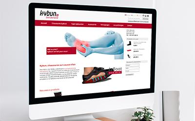 Une nouvelle boutique en ligne pour l'enseigne de chaussures kybun à Bayonne
