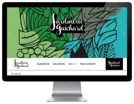 Site internet jardinerie biarritz pays basque desktop
