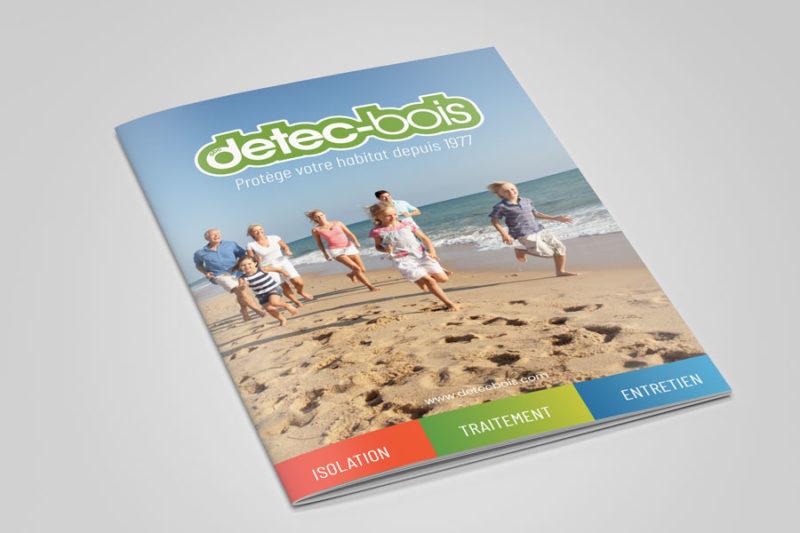 Studio graphique pour campagne publicitaire au Pays basque