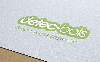 detec-bois modernise son identité visuelle avec l'agence REZO 21