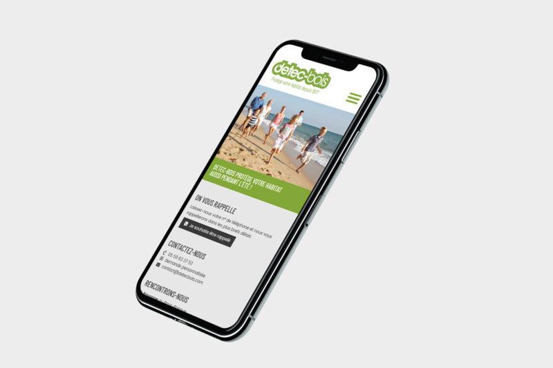 Agence web et studio graphique pour site internet responsive mobile au pays basque
