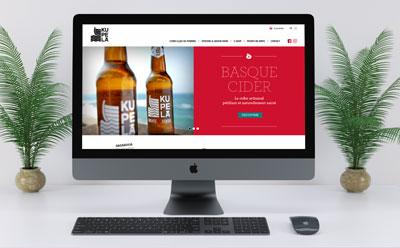 Kupela confie le développement de sa boutique e-commerce à la paire Bureau 14 – REZO 21
