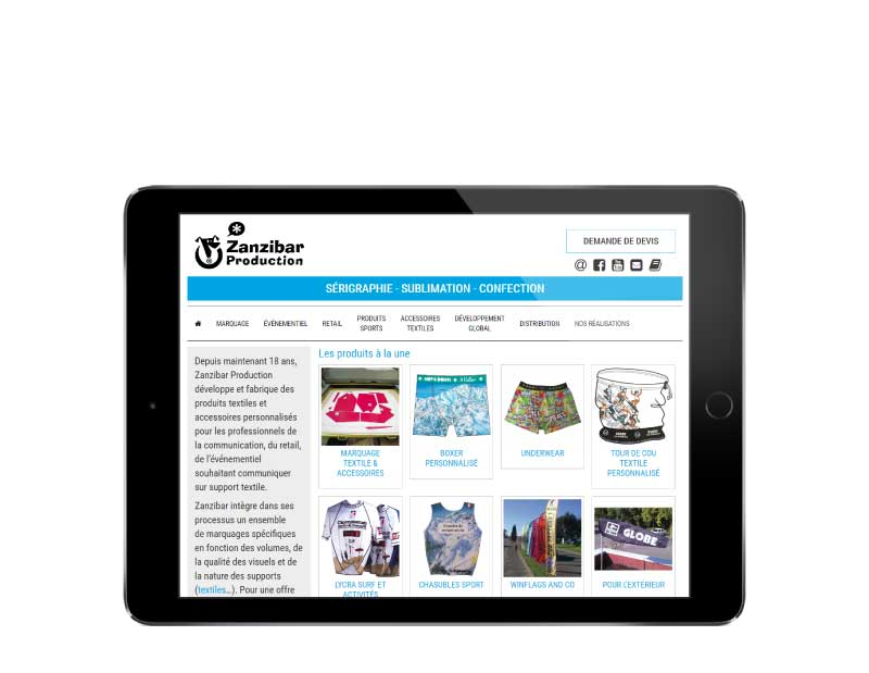 migration site internet drupal vers wordpress responsive design tablette