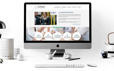 Le collectif de formateurs PROREFEI lance son site Internet avec l'agence web REZO 21