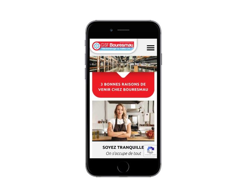 Création d'une boutique en ligne sécurisée pour professionnel à bayonne