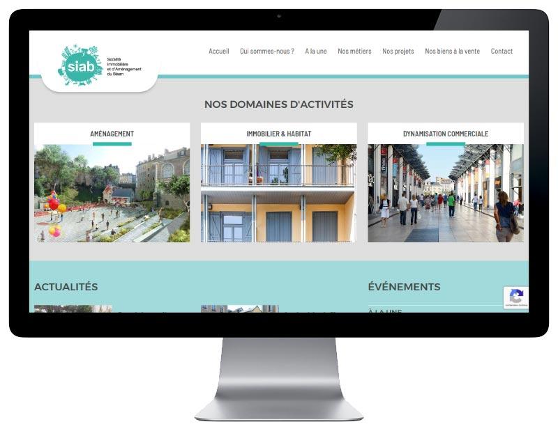 Créateur site Internet Pau Béarn Wordpress responsive design