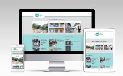 La SIAB créé son premier site Internet avec l'agence web REZO 21