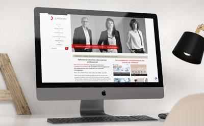 Le cabinet d'avocats JURISKAN sélectionne REZO 21 pour la création de son site Internet