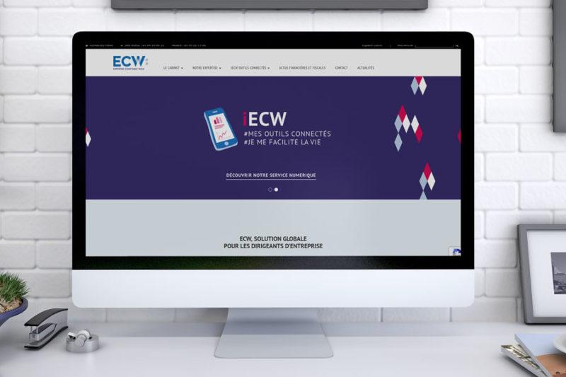 Le cabinet comptable Welz met en ligne son nouveau site Internet avec la paire REZO 21 – Bureau 14