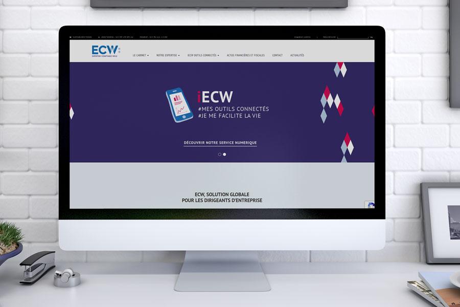 Agence de création de site internet pour cabinet comptable