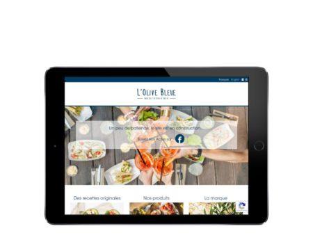 REZO 21, agence web de création de site internet wordpress pour marque épicerie fine