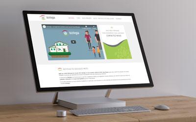 L'organisme de foncier solidaire du Pays basque Bizitegia sélectionne l'agence web REZO 21 pour développer son site Internet