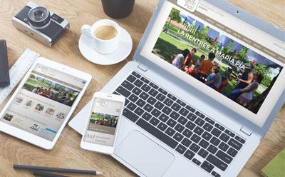 Le centre social Maria Pia de Biarritz confie le renouvellement de son site Internet à l'agence web REZO 21