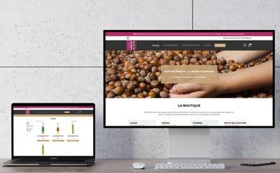 Une nouvelle boutique en ligne pour l'huilerie Errota