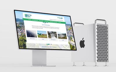EnR 64, société d'économie mixte dédiée aux énergies renouvelables confie la création de son site Internet à l'agence web REZO 21