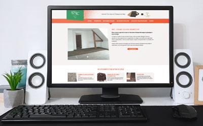 Le spécialiste de l'isolation en liège SNIC confie la refonte de son site Internet à l'agence web REZO 21