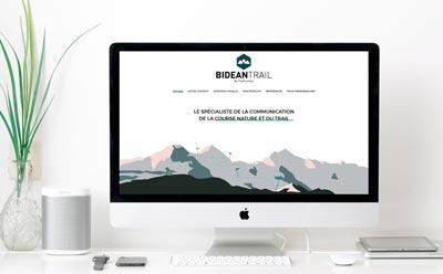Flashcompo lance son offre Bidean Trail avec un site Internet