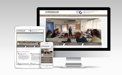Hypnosium, institut de formation en hypnose et thérapie brèves renouvelle son site Internet avec REZO 21