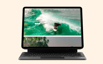 REZO 21 développe le site Internet de la marque de surfwear Kwaii Paradise