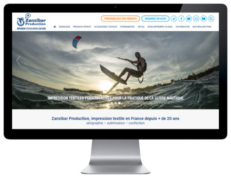 REZO 21 développement wordpress responsive