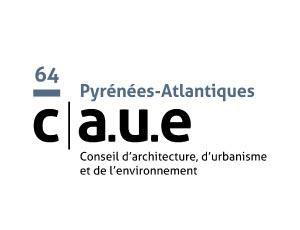 CAUE 64 Aménagement durable des Pyrénées-Atlantiques client de l'agence WordPress REZO 21 Pays Basque