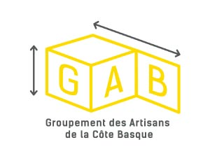 GAB Artisans Pays Basque client de l'agence WordPress REZO 21 Pays Basque