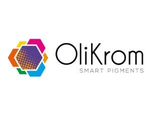 OliKrom Pigments intelligents client de l'agence WordPress REZO 21 Pays Basque