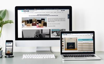 REZO 21 développe le nouveau WooCommerce Okkabe