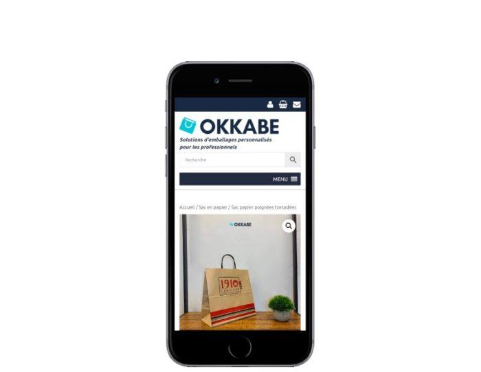Woocommerce Okkabe responsive mobile
