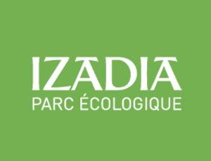 IZADIA Anglet Parc écologique client de l'agence WordPress REZO 21 Pays Basque