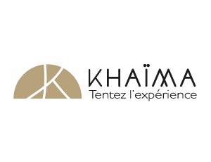 Khaïma by Vignaut Location Tentes stretch pour particuliers et professionnels client de l'agence WordPress REZO 21 Pays Basque